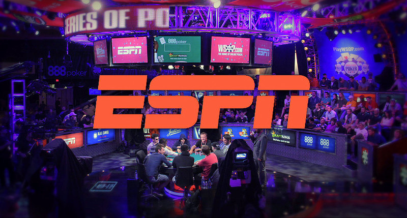 WSOP 2015 Main Event ESPN