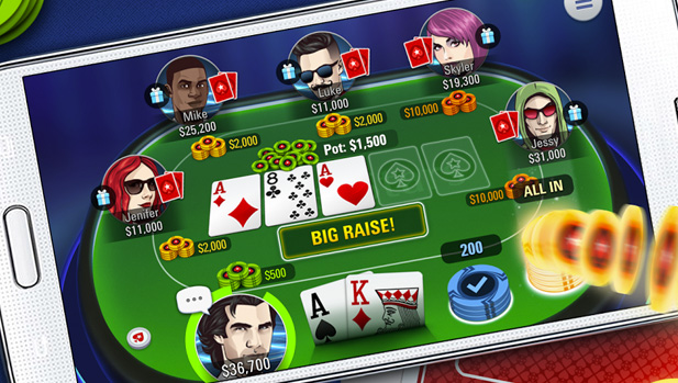 JackPot PokerStars слоты