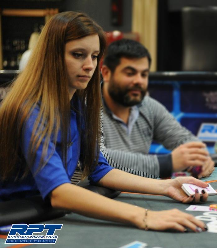 Девушки в покере