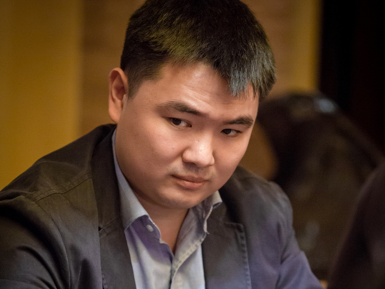 Валера vk_pokerstar на WPTN Kazakhstan