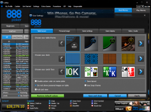 888Poker - Soft