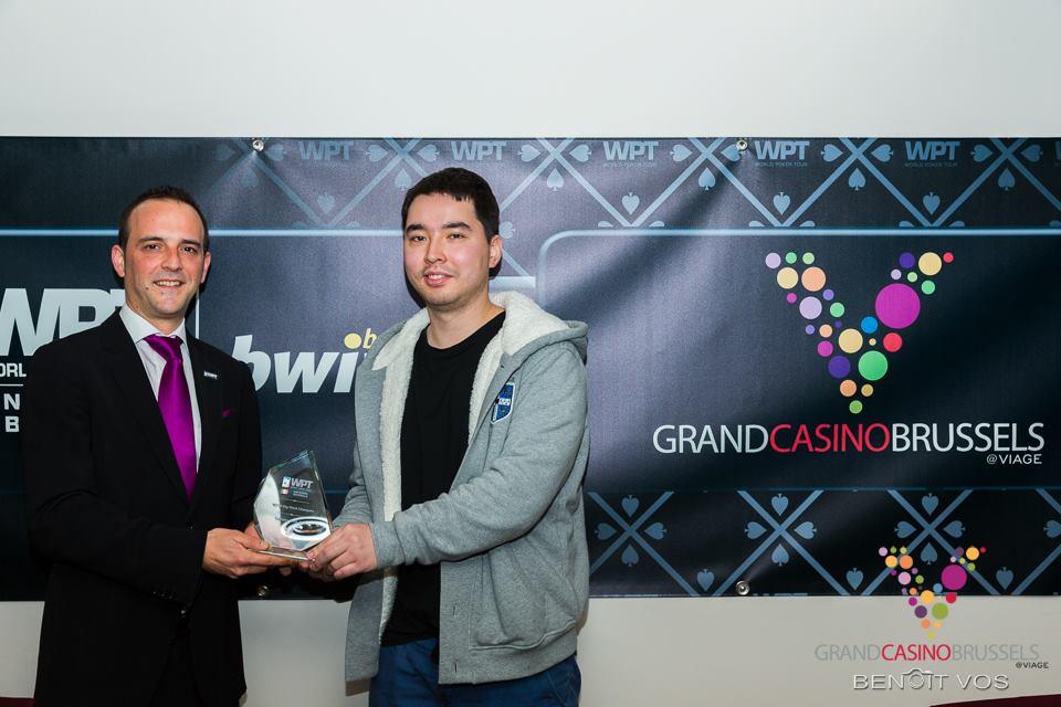 Адиль - победитель WPT National Brussels