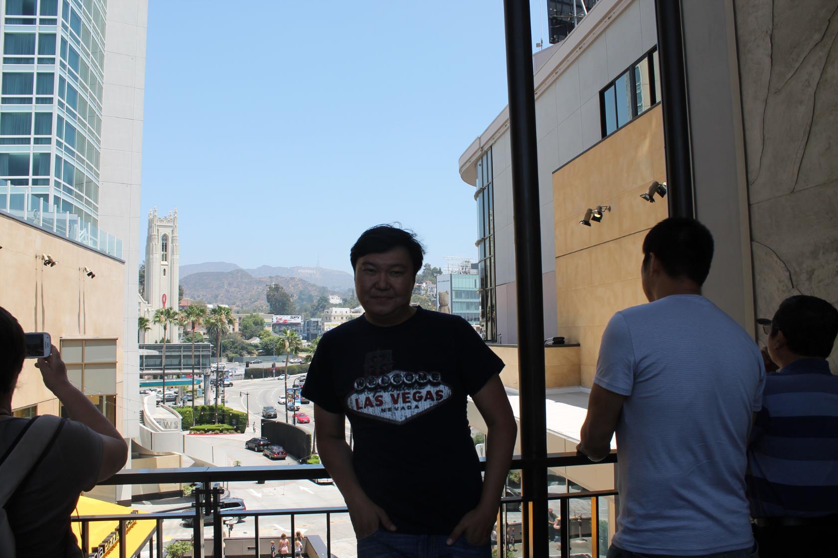 IskanderAktau в Лос-Анджелесе