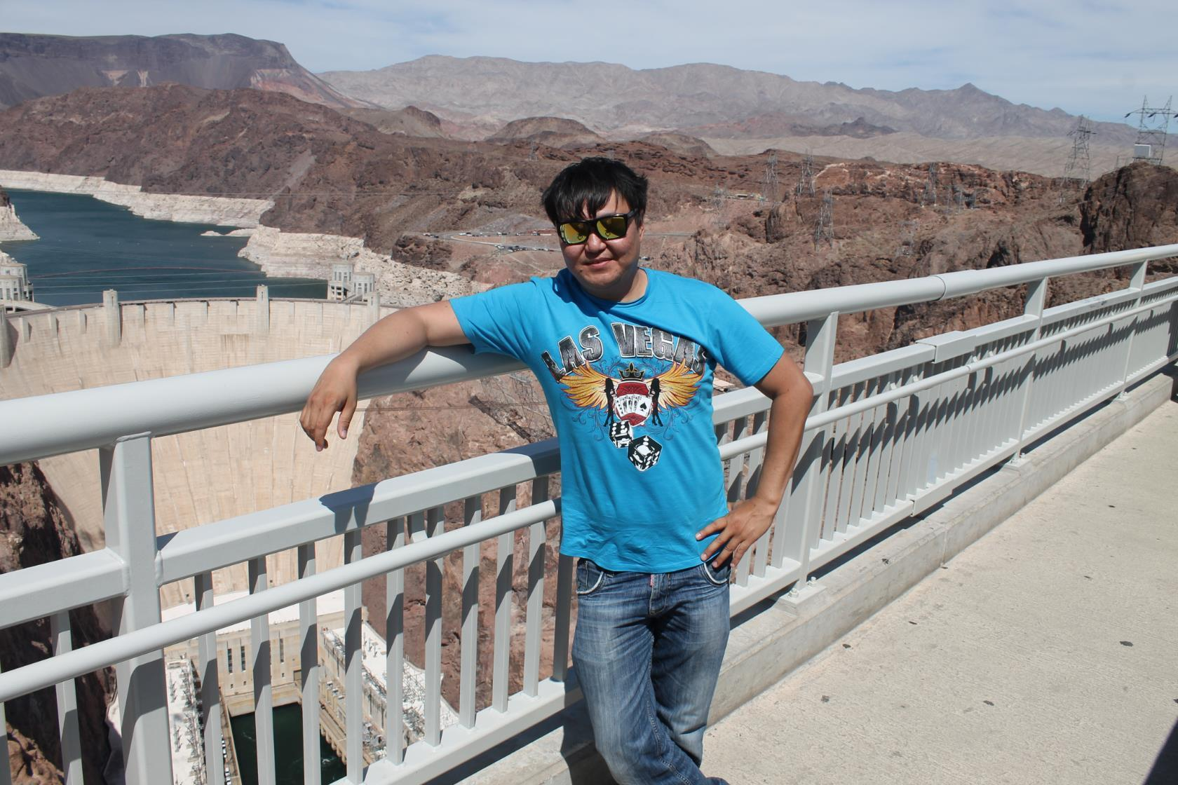 IskanderAktau в Лас-Вегасе