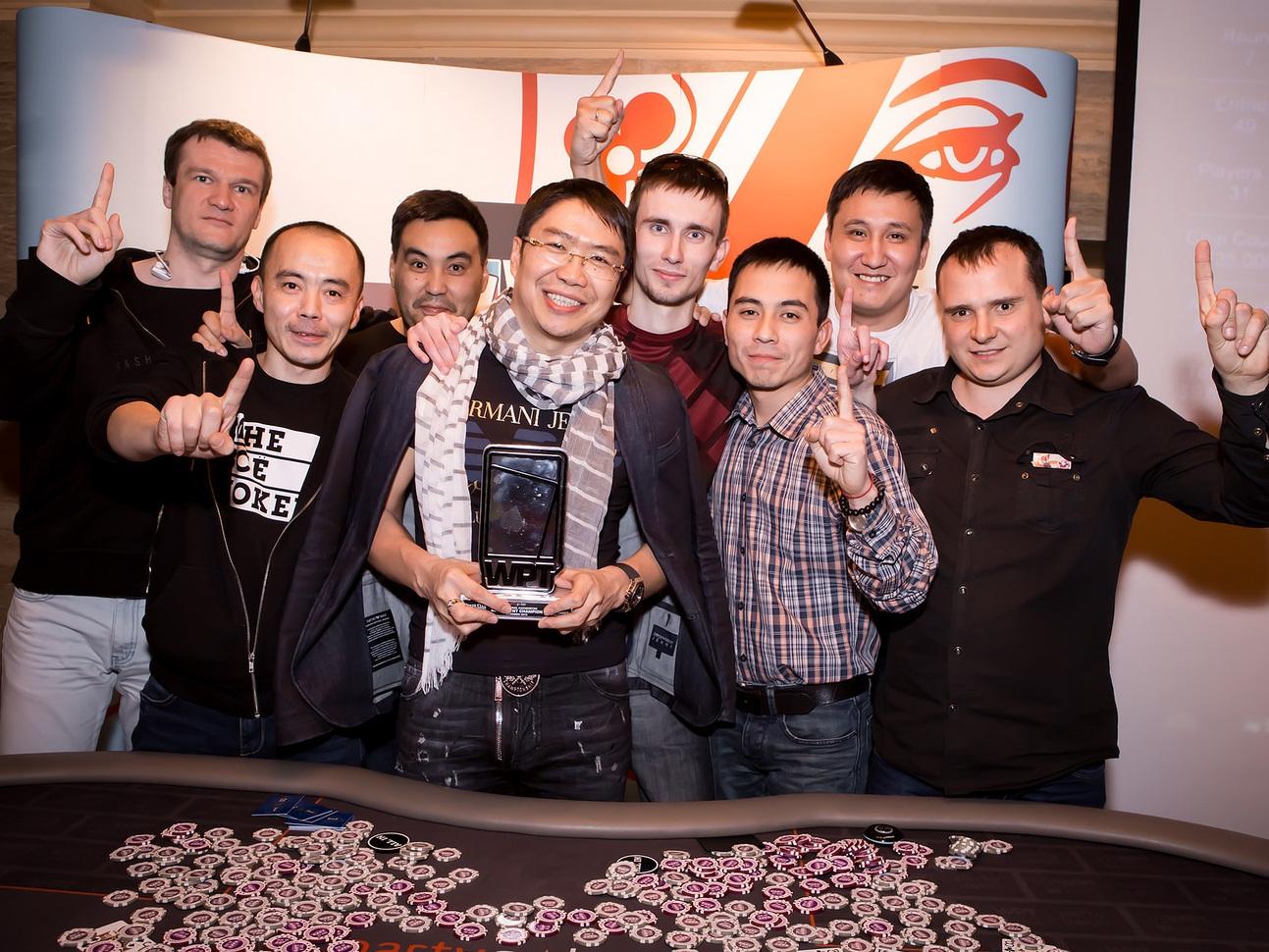 """Олег """"Korbin Dallas"""" - Чемпион WPTN Kazakhstan"""