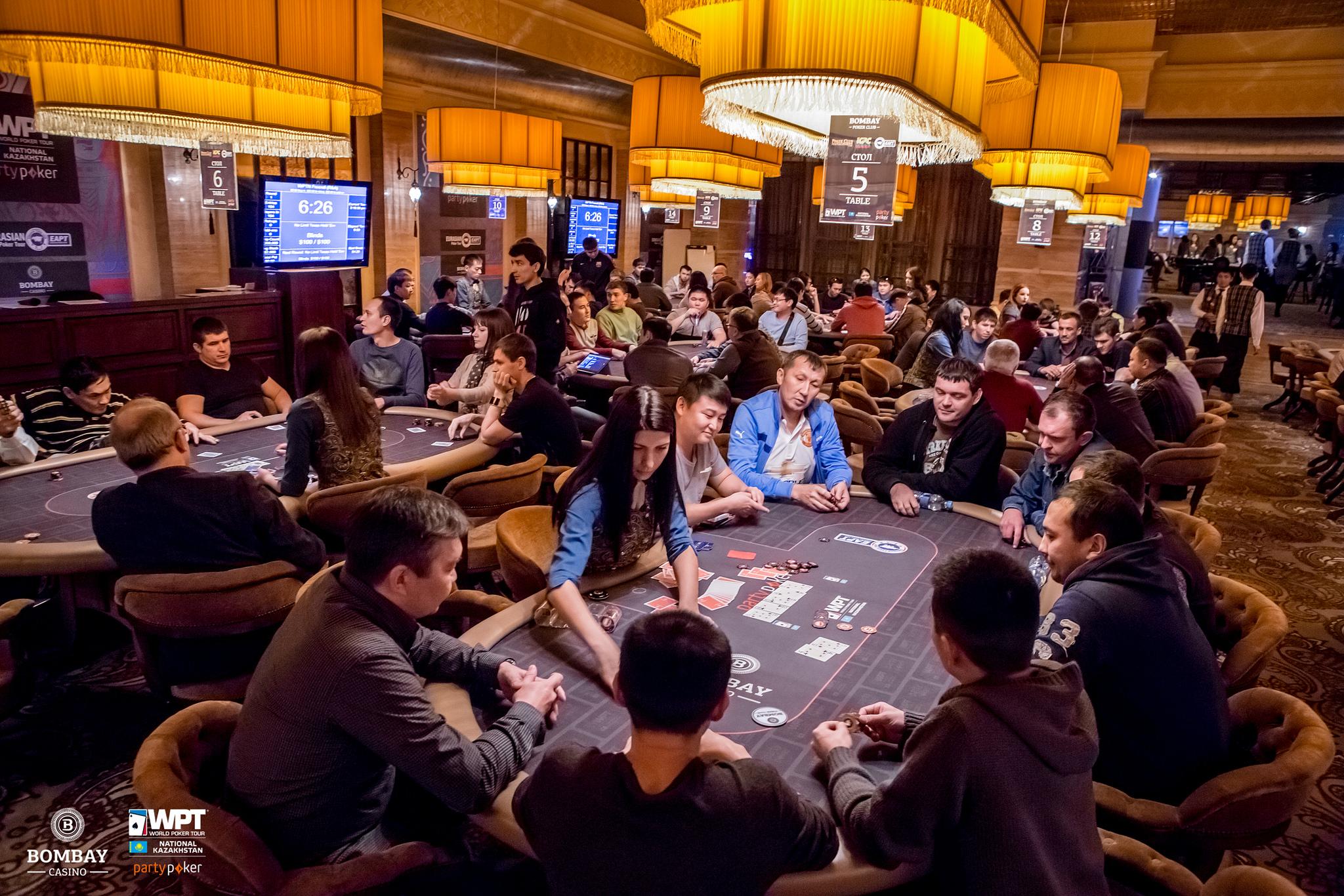 World Poker Tour National Kazakhstan 2015