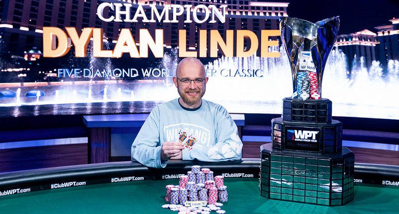 Дилан Линде покер