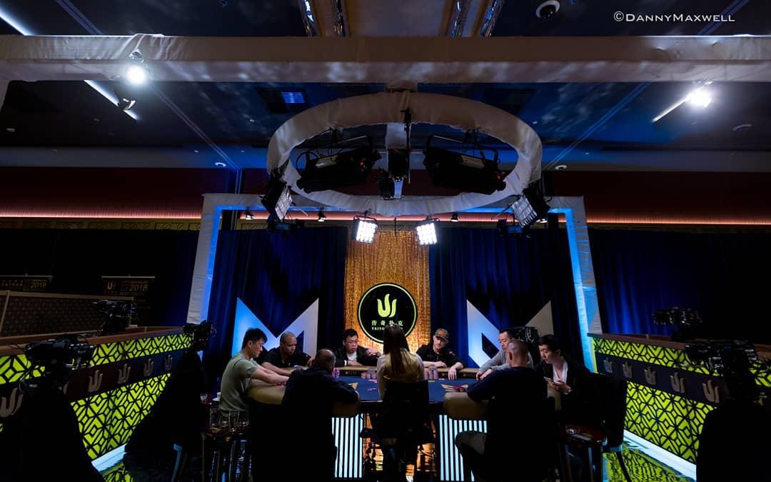 Triton Poker Super High Roller Series