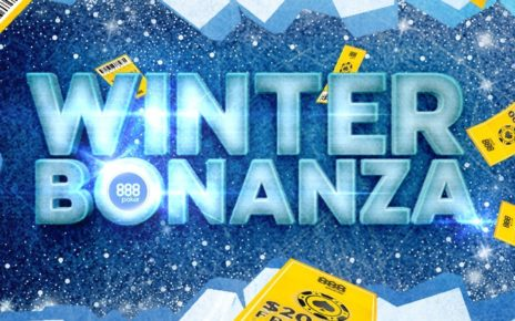 888poker Winter Bonanza