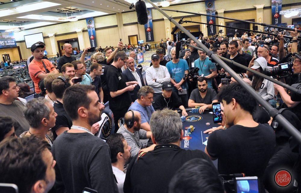 Баббл PokerStars Players Championship