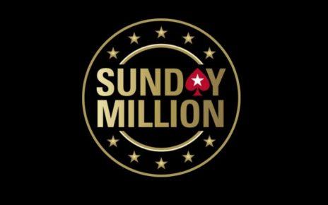 Sunday Million за $109 побил гарантию в 1,5 раза