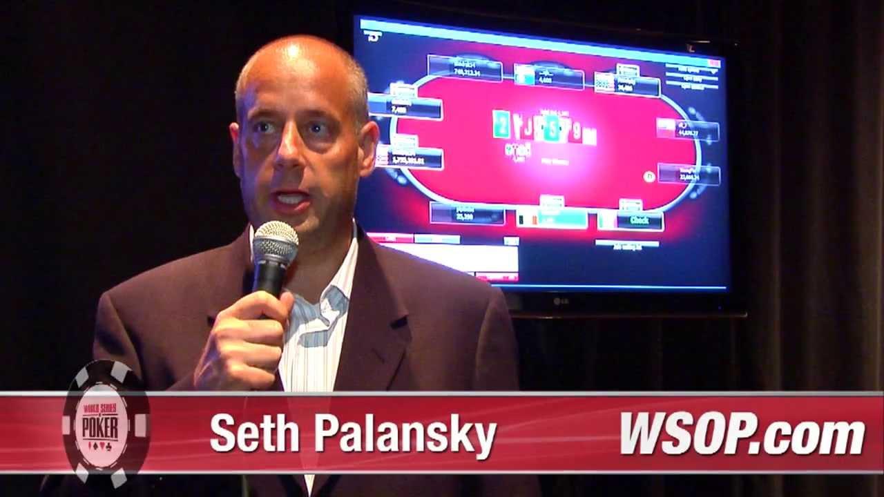 Сет Палански WSOP