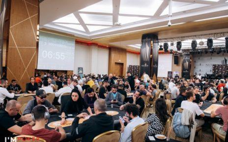 Golden Poker Million - Main Event